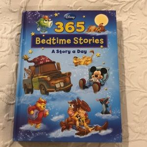 Disney 365 Bedtime Stories (A Story A Day)